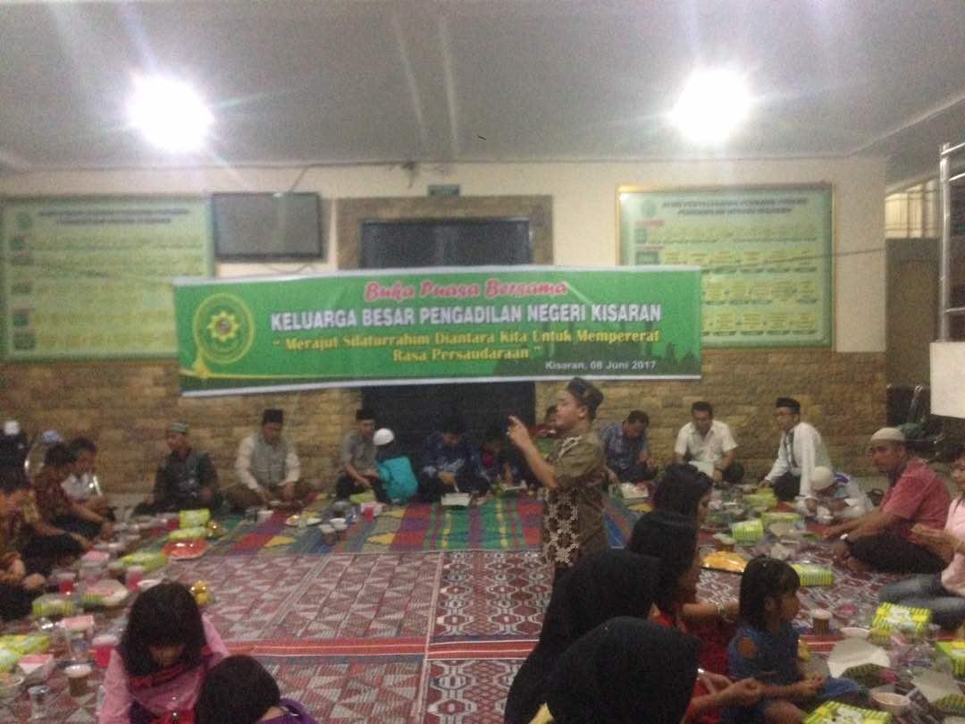 Buka Puasa Bersama Keluarga Besar  Pengadilan Negeri Kisaran