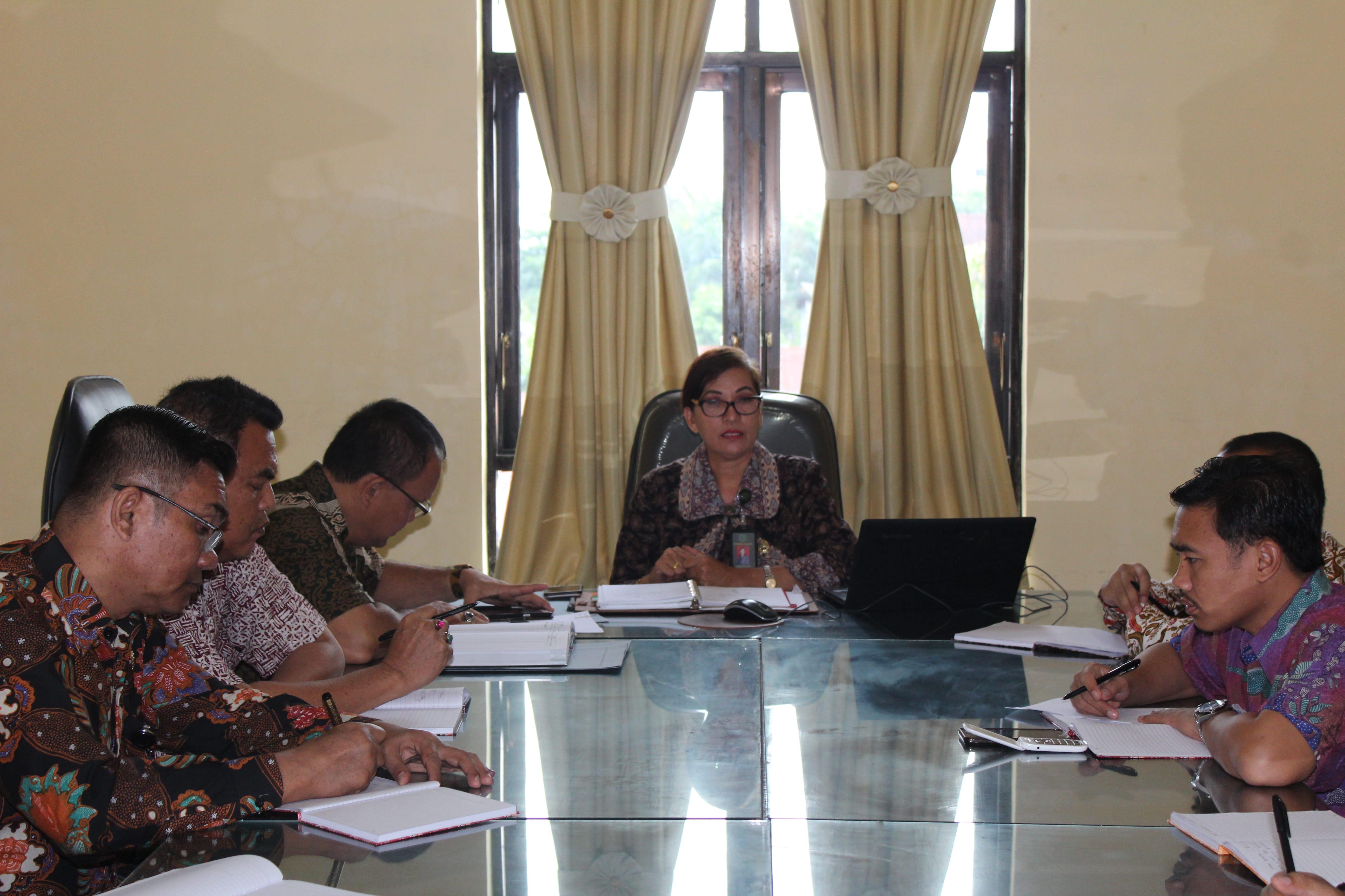 Rapat Bulanan Kepaniteraan Periode Juli 2018